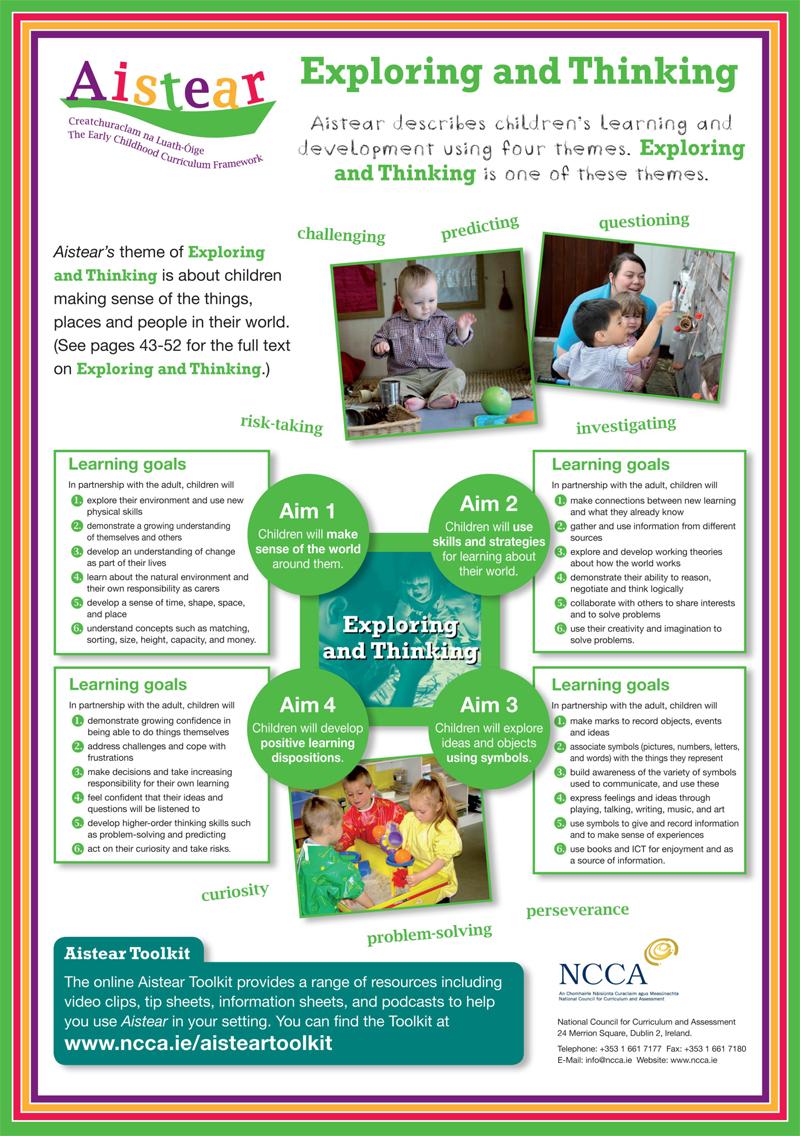 Child care observations samples