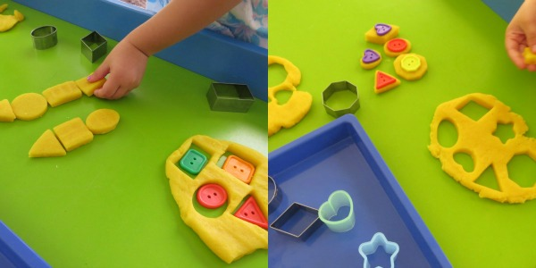 play dough and cognitive development